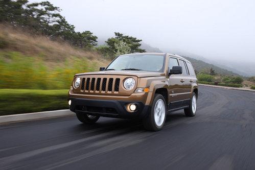 美系车掀起硬派SUV风潮Jeep®自由客开售