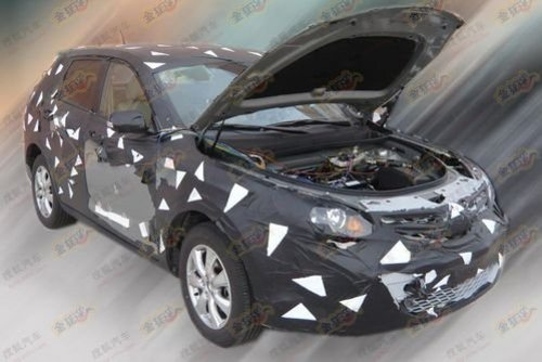 首推2.0L车型 广汽SUV或将定名传祺X20