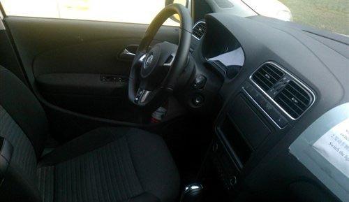 即将引入国内 Polo GTI国内清晰照曝光