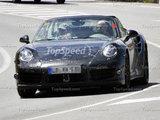 亮相日内瓦 2013款保时捷911 Turbo曝光