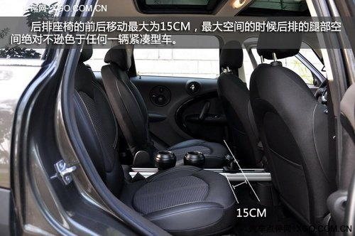 这不是问题 BMW X1对比MINI COUNTRYMAN