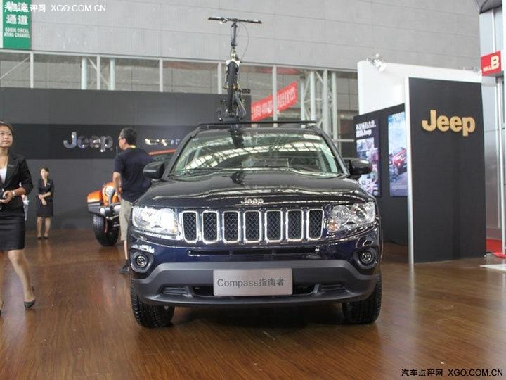 jeep指南者 高清图片