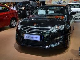2011银川车展荣威550XT