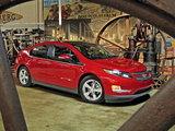 新能源未来趋势 试雪佛兰沃蓝达电动车