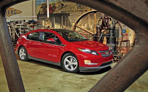 新能源未来趋势 试驾雪佛兰沃蓝达电动车