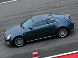 天外来客 赛道试驾凯迪拉克CTS Coupe