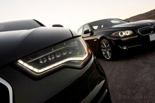 新款奥迪a6进口最新报价现车最高优惠11.8万 高清图片