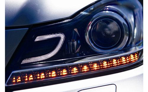 小改动大不同 试驾新奔驰C 200时尚型