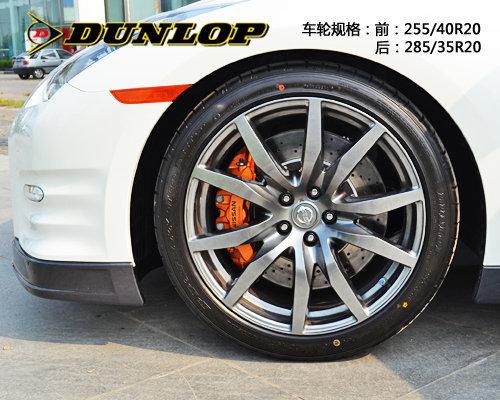 东瀛战神战力升级 2012款日产GT-R实拍
