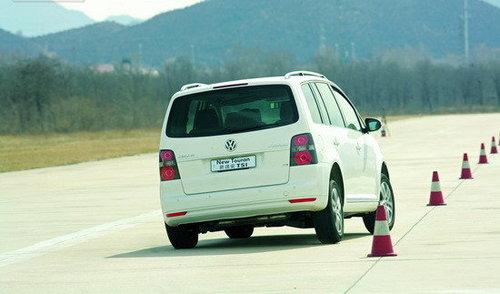家用车最佳选择 测上海大众途安1.4TSI