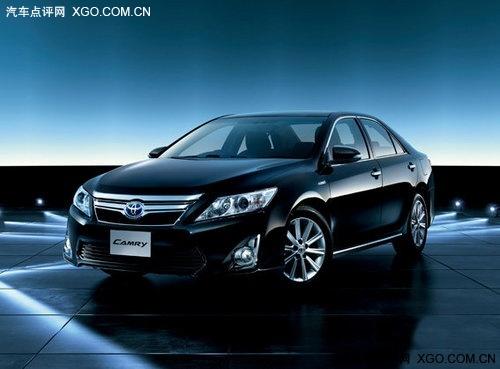 或亮相广州车展 新一代凯美瑞前景展望