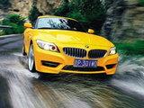 一道黄色的闪电 山路试驾宝马Z4 35is