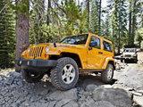 换新3.6L发动机 2012款Jeep牧马人发布