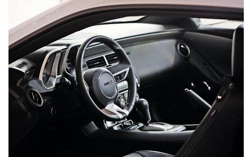 经典美式肌肉车 试2011款雪佛兰科迈罗