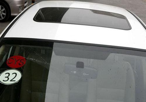 9月正式上市 腾翼C50 1.5T实车照曝光