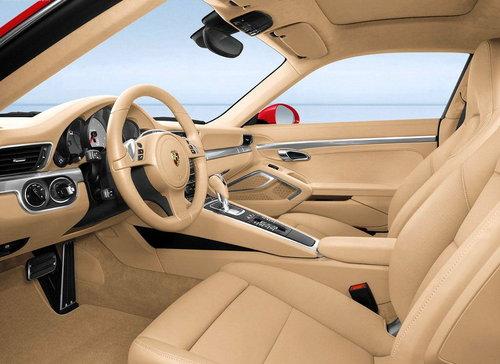 9月实车首先 新一代保时捷911车型介绍
