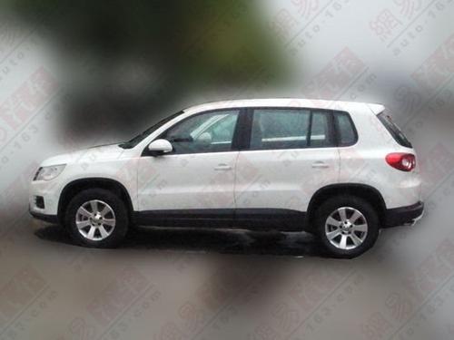 售价18万左右 国产途观1.4TSI车型曝光