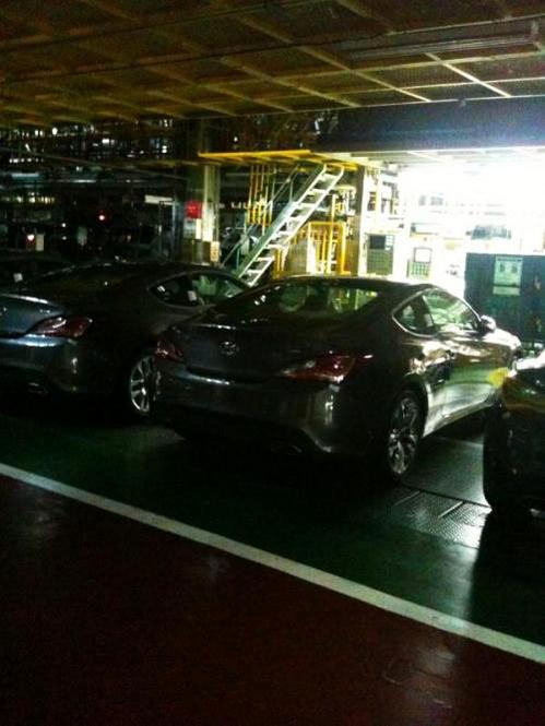 底特律车展发布 2012款劳恩斯-酷派曝光