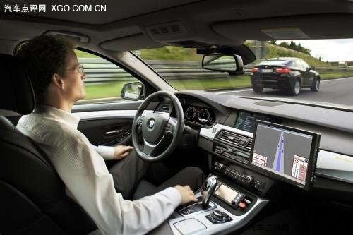 未来将装备5系 宝马推CDC自动驾驶系统