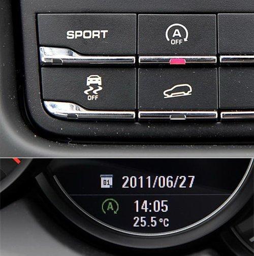 犀利操控 试驾体验2011款保时捷卡宴3.6