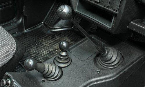 轻型越野标杆 经典车型设计拉达.尼瓦