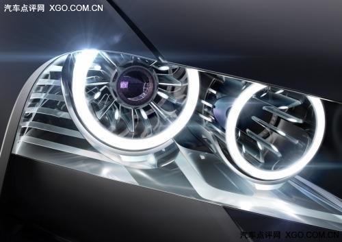更加高效节能 宝马正研发激光照明系统