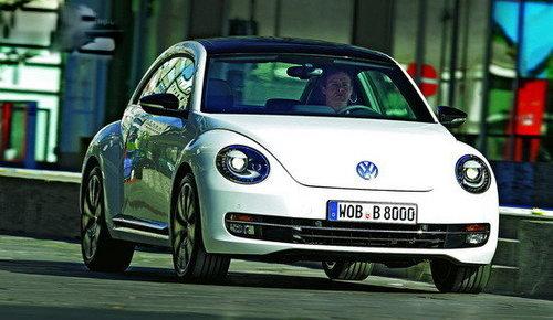 摆脱女人车形象 试驾新一代大众甲壳虫