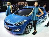 2011法兰克福 全新一代现代i30首发亮相
