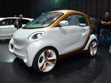 2011法兰克福 smart forvision正式发布