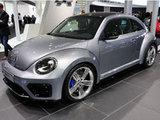 2011法兰克福 全新甲壳虫 R概念版发布