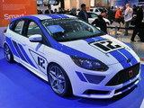 2011法兰克福 福特福克斯ST-R首发亮相
