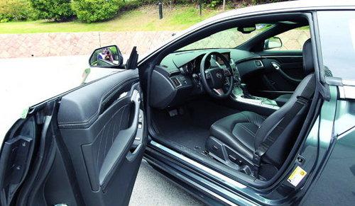美式张狂 深度试驾凯迪拉克CTS Coupe