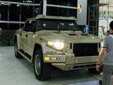 全球最贵SUV Dartz Prombron中国版亮相