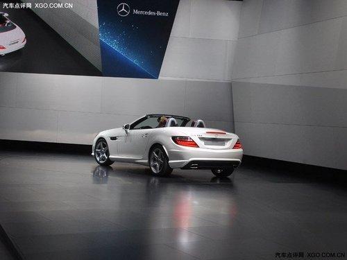 售60.8-93.8万 奔驰新一代SLK正式上市