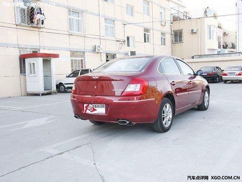 售价9.98万起 2012款瑞麒G5正式上市