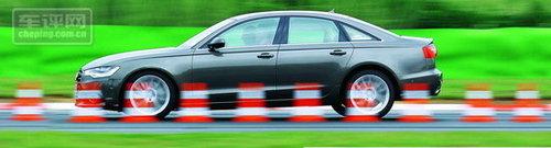 综合实力的提升 测试全新一代奥迪A6