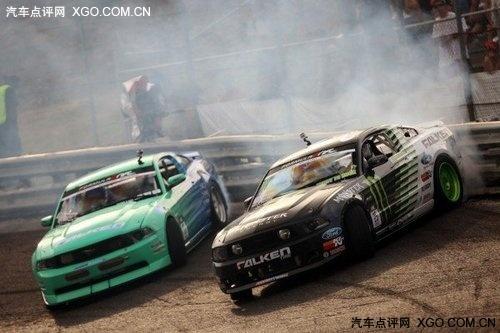 NFS代言车手现身 WDS天津大奖赛将开赛