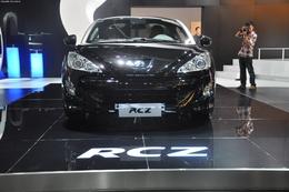 2011成都车展标志RCZ