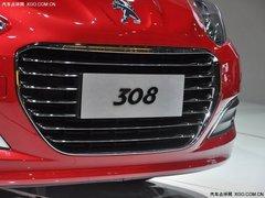 与307同堂销售 东风标致308对手解析