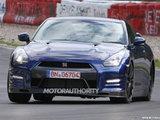 增至570马力 2013款日产GT-R路试曝光