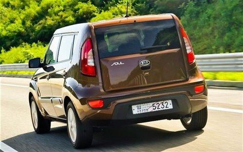 性能全面提升 海外试驾2012款起亚秀尔