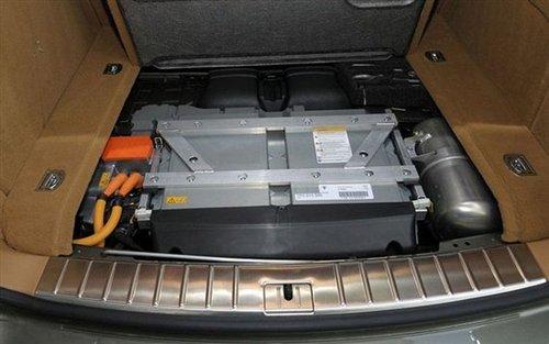 绿色趋势 试2011款保时捷卡宴S Hybrid