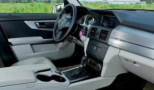 中级SUV的大佬们 X3/GLK/Q5/SRX谁最牛