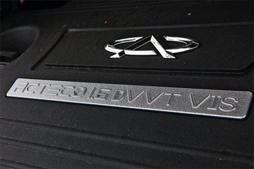 虎虎生威 试驾全新奇瑞瑞虎1.6 DVVT
