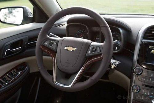 低能耗中型车 试驾新雪佛兰迈锐宝Eco