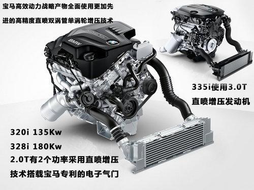 高性能玩物 宝马328i对比A4L运动/C260