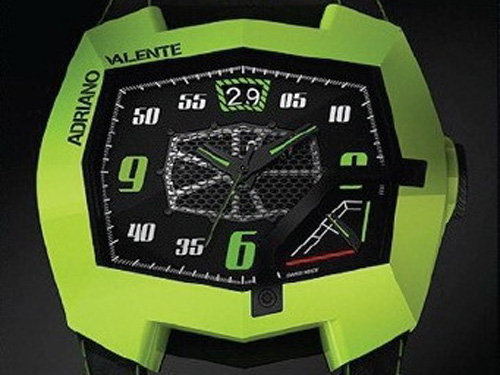 兰博基尼AV-L001手表 售价22万限量制造