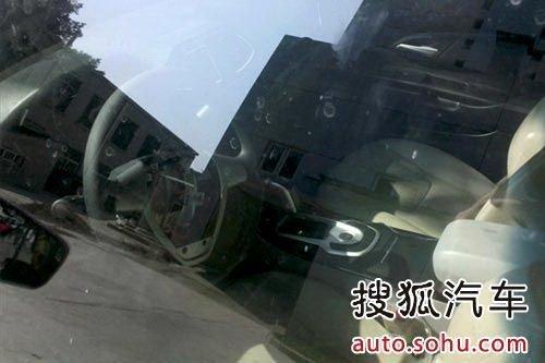 有望广州车展亮相 曝北汽C70量产版谍照