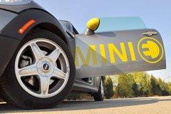 试驾体验MINI E