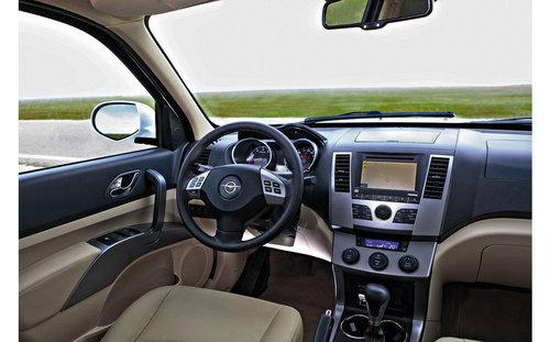 向自动化迈进 深度试驾2012款海马骑士